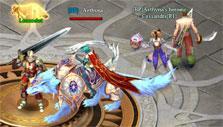 Soul Calibur: Frostwolf mount