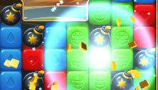 Toon Blast: Combining boosters