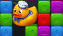 Toon Blast: Large rubber duck