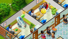My Hospital: Managing a hospital