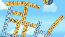 WordCrafting: Build an impressive tower of words