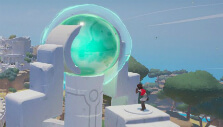 Activating a stone monument in Rime