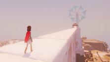 Walking towards a windmill in Rime