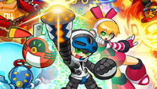 Mighty No. 9 characters