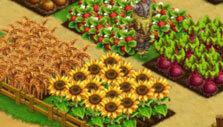 Farland: Harvesting crops
