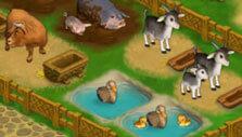 Farland: Adorable farm animals