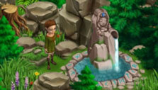 Farland: Collect water from the spring