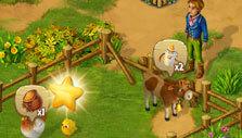 FarmCliff: Raising farm animals