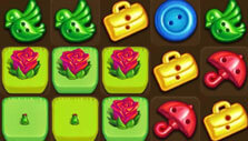 Fancy Blast: Growing roses