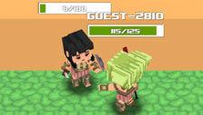 WarPixIO Online: Combat