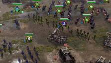 Preparing an army in Ancestors Legacy