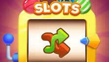 Hi Word Blast: Play the slots to get free boosters