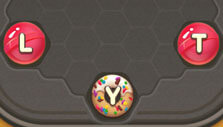 Collecting donuts in Hi Word Blast