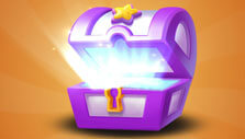 Hi Word Blast: Opening a chest