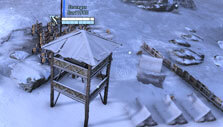 Total War Arena: Capturing a watch tower