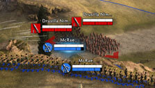 Archers in Total War Arena