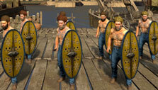 Total War Arena: Tiered units