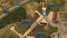 Starting point in Total War Arena