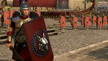 Total War Arena: Playing as the Romans