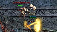 Sword Art Online: Fighting a unique monster