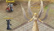 Town in Sword Art Online