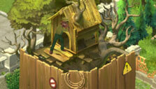 Gardenscapes: New Acres: Dismantling the treehouse