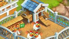 FarmLand: Feeding the chickens
