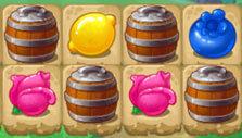 Jacky's Farm: Barrels