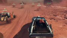 Death Race in Mad Max
