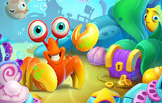 Undersea: Match & Build