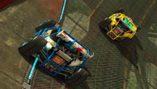Tracks that reaches for the sky in TrackMania Turbo
