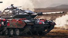 Red Camo in Armored Warfare