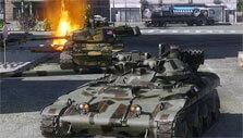 City Battlefield in Armored Warfare