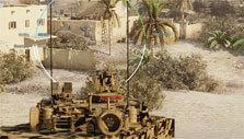 Game UI in Armored Warfare