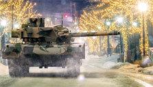 Night in Armored Warfare