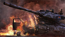 Remains of War in Armored Warfare