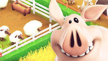 Animals in Hay Day