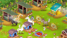 Huge Farm in Hay Day