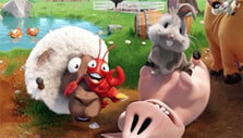 Animal Fun in Hay Day