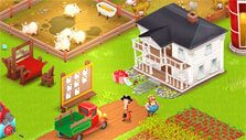 House in Hay Day