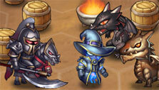 Dragons in Heroes Tactics