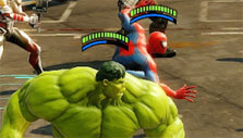 Hulk Smash in MARVEL Strike Force
