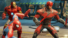 Good Guys in MARVEL Strike Force