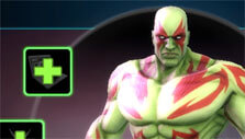 Drax in MARVEL Strike Force