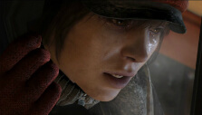 Homeless Jodie in Beyond: Two Souls