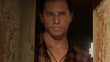 Interacting with characters in Beyond: Two Souls
