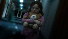 Toddler Jodie in Beyond: Two Souls