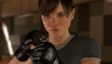 Jodie combat practice in Beyond: Two Souls