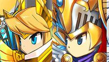 Light Heroes in Brave Frontier