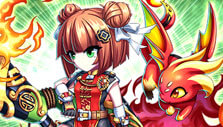 Celescent Yan and Yuan in Brave Frontier